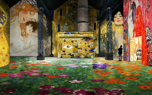 Atelier des Lumières, a fascinating new digital art centre in Paris