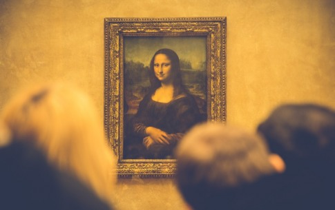 Da Vinci at the Louvre; a major international exhibition
