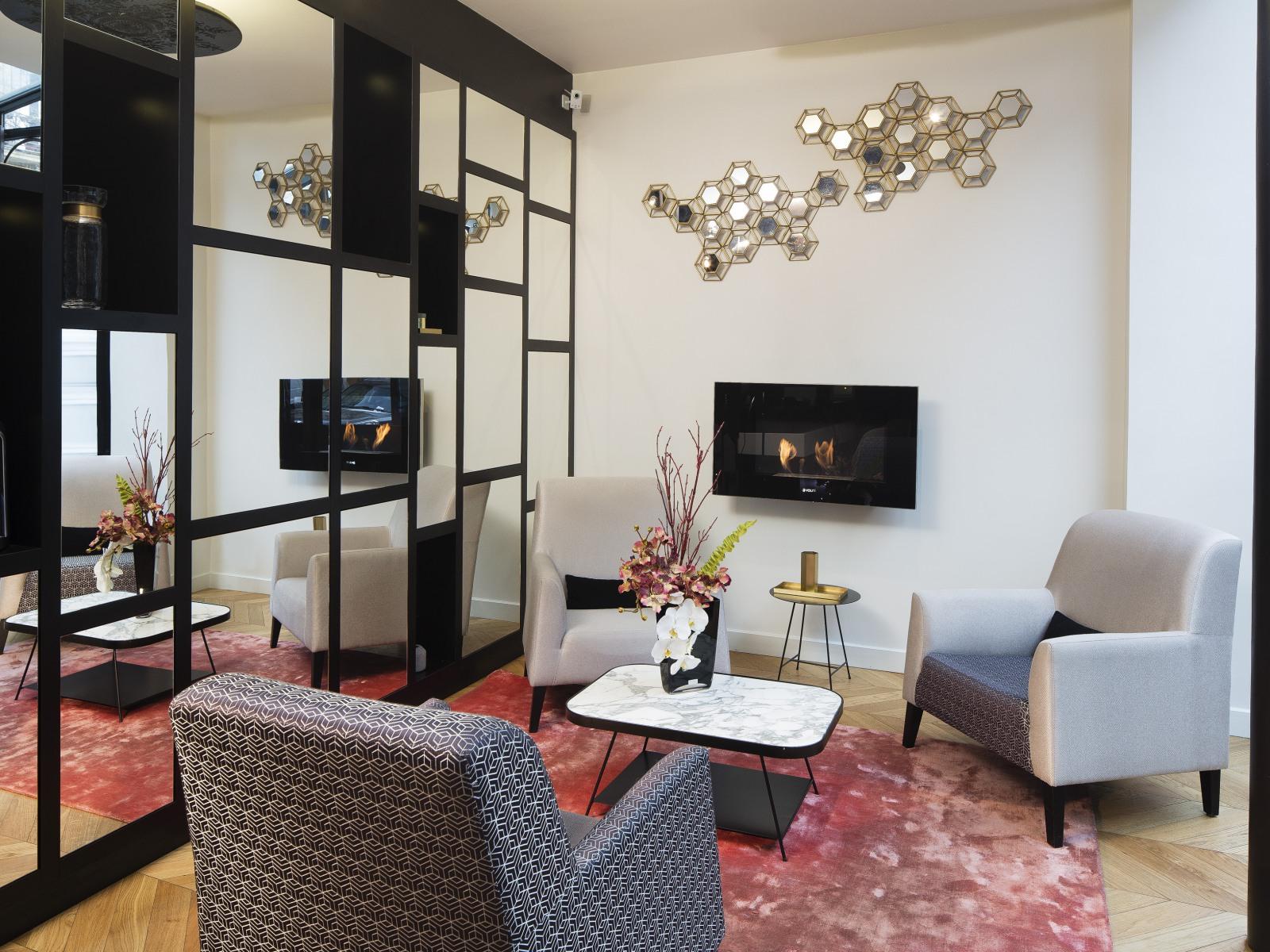 Hotel Le Relais du Marais Paris 3 star hotel
