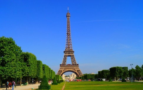 The top 5 must-see parks in Paris